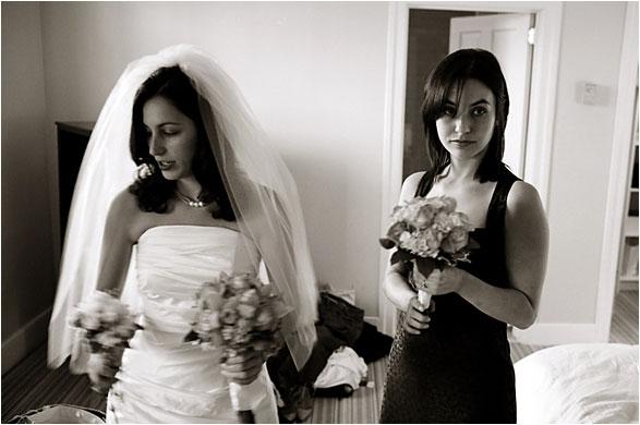 волнение перед свадьбой