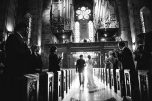 Бракосочетание в европейском стиле