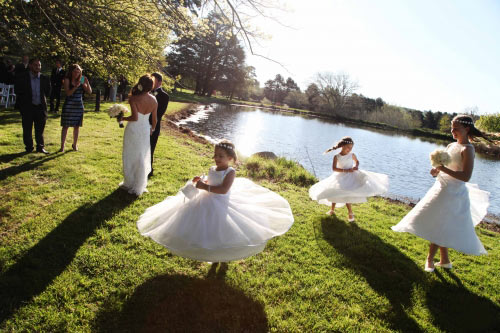 свадебные ангелочки