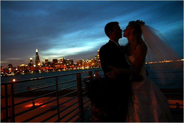 свадьба крыша
